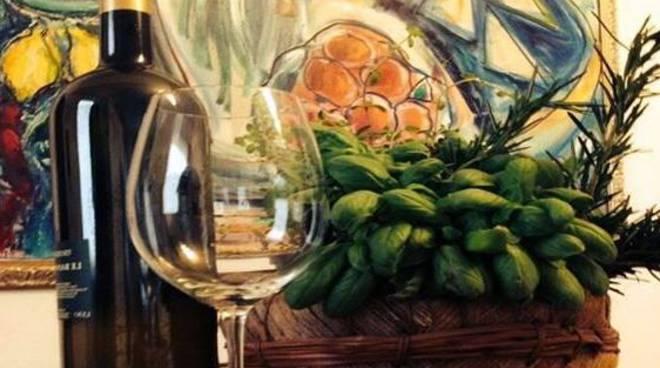 vino cibo prodotti tipici