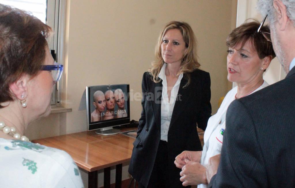 Visita casinò cda ospedale borea di sanremo oncologia