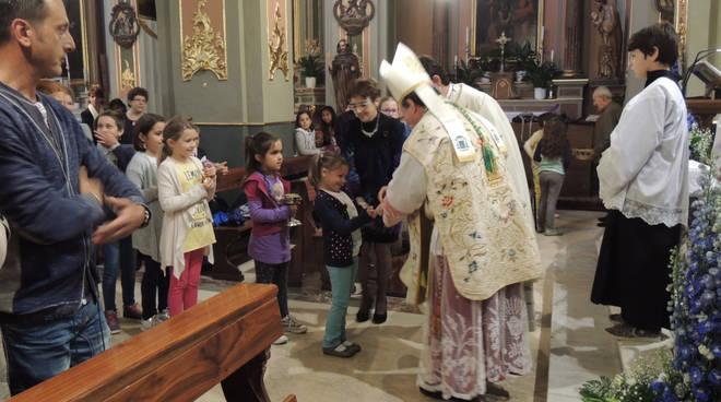 visita pastorale dolceacqua