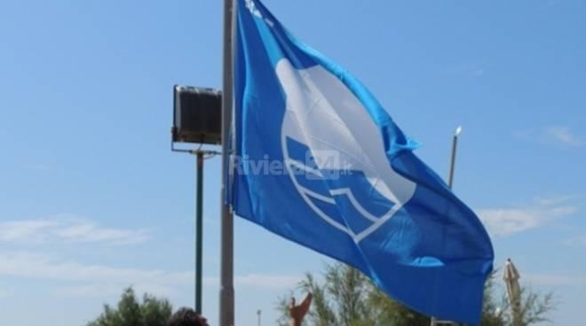 Arma di Taggia bandiere blu assegnate dalla FEE