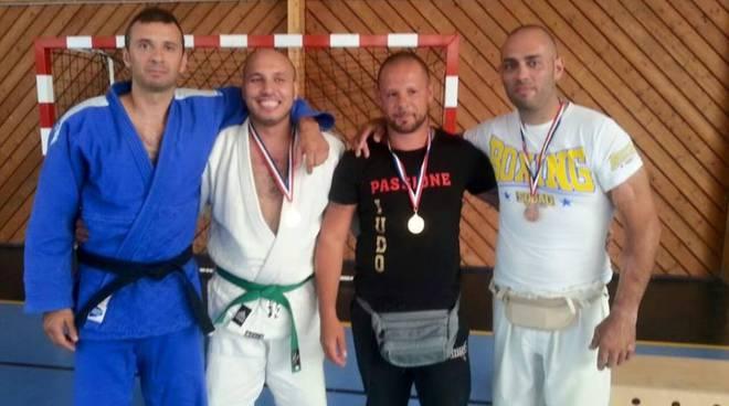Atleti di Ventimiglia in trasferta a Parigi per le gare internazionali di Judo