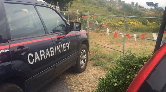 carabinieri dolcedo