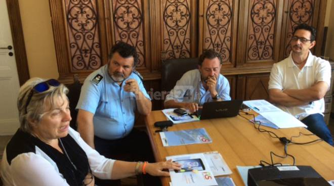 conferenza stampa bordighera alert system