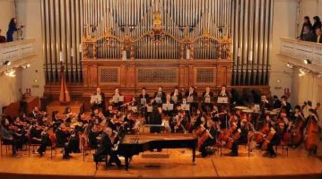 conservatorio santa cecilia roma orchestra