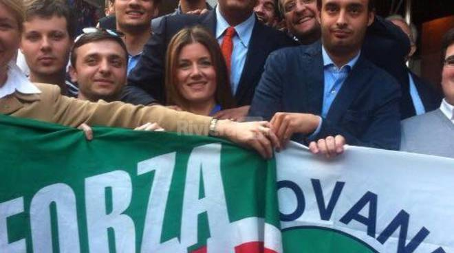 giovani forza italia toti ghisolfo