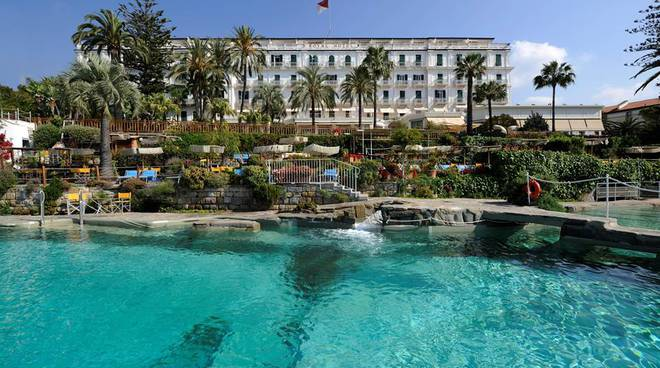 hotel royal sanremo