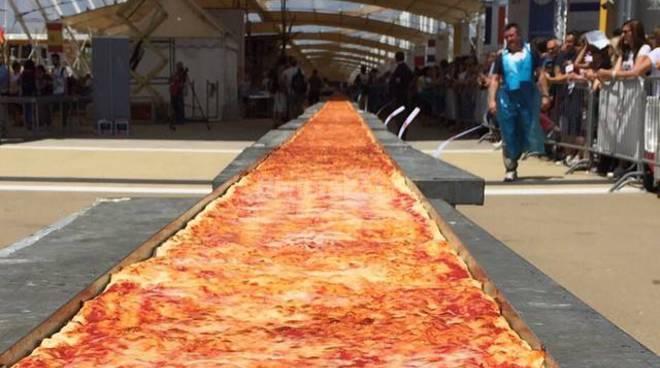 pizza record