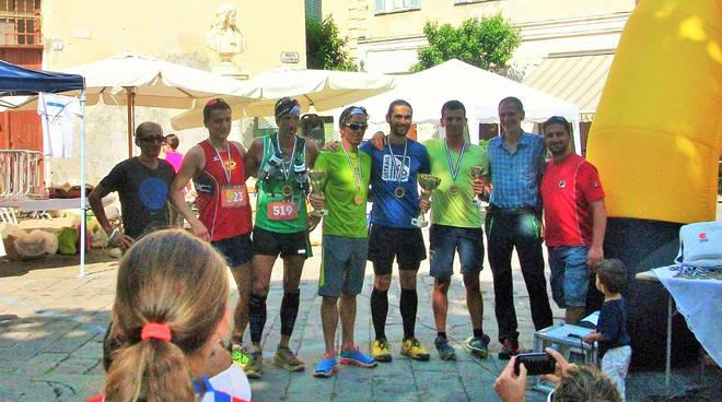 Prima edizione dell'Ultra Trail della Maddalena nel segno del successo