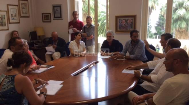riunione quinta commissione sanità