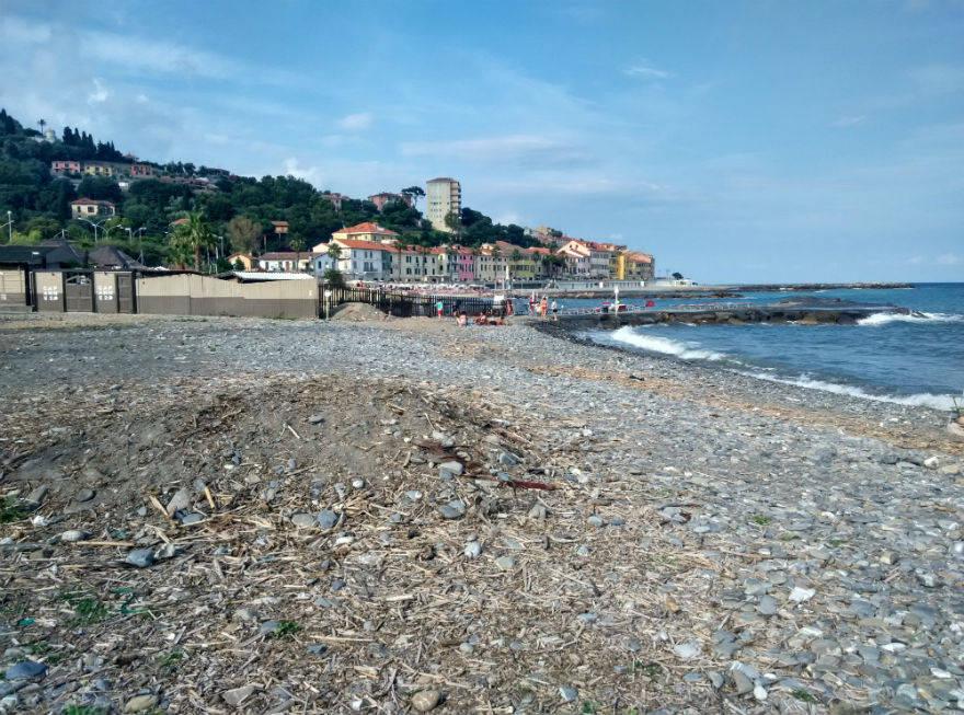spiaggia cani prino