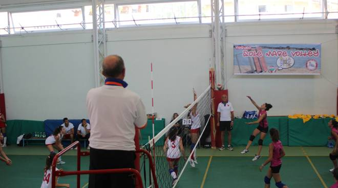TORNEO SOLE MARE VOLLEY