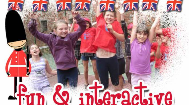 Ventimiglia, English summer camp alle Medie di Roverino