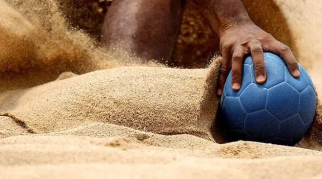 beach handball generica