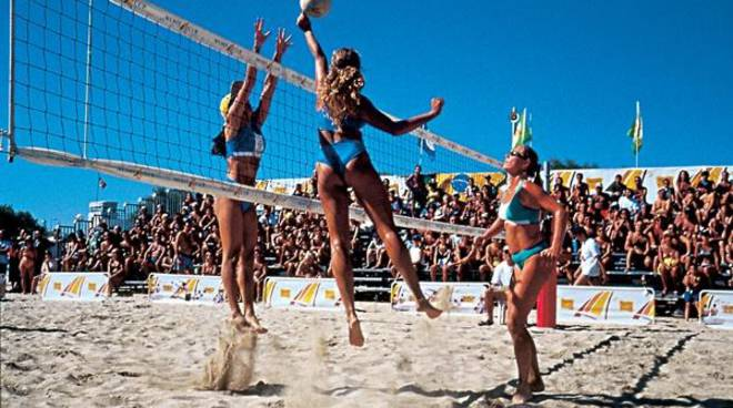 beach volley generica