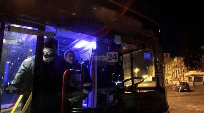 bus notte