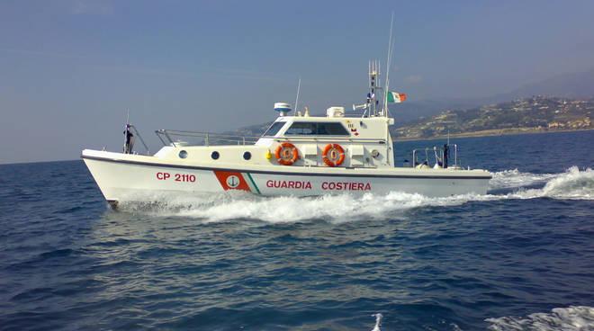 capitaneria di porto guardia costiera imperia