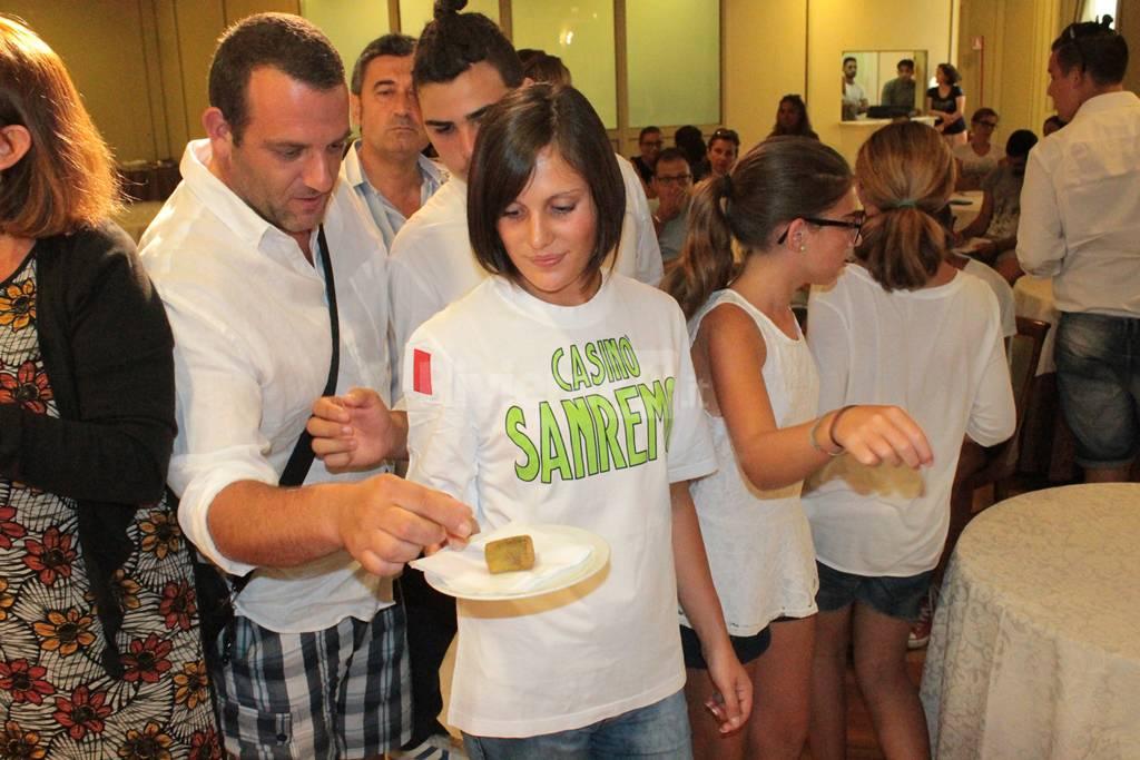 Cooking Show dello Chef Antonino Cannavacciuolo al Casinò Sanremo