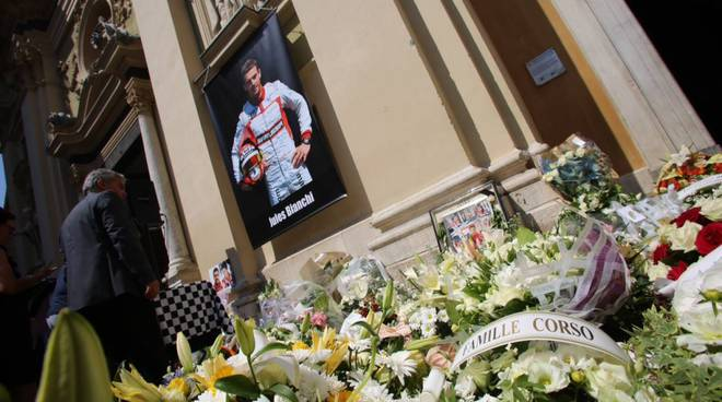 funerale jules bianchi