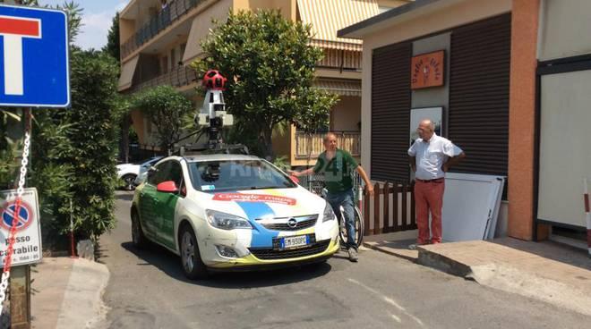 google car bordighera