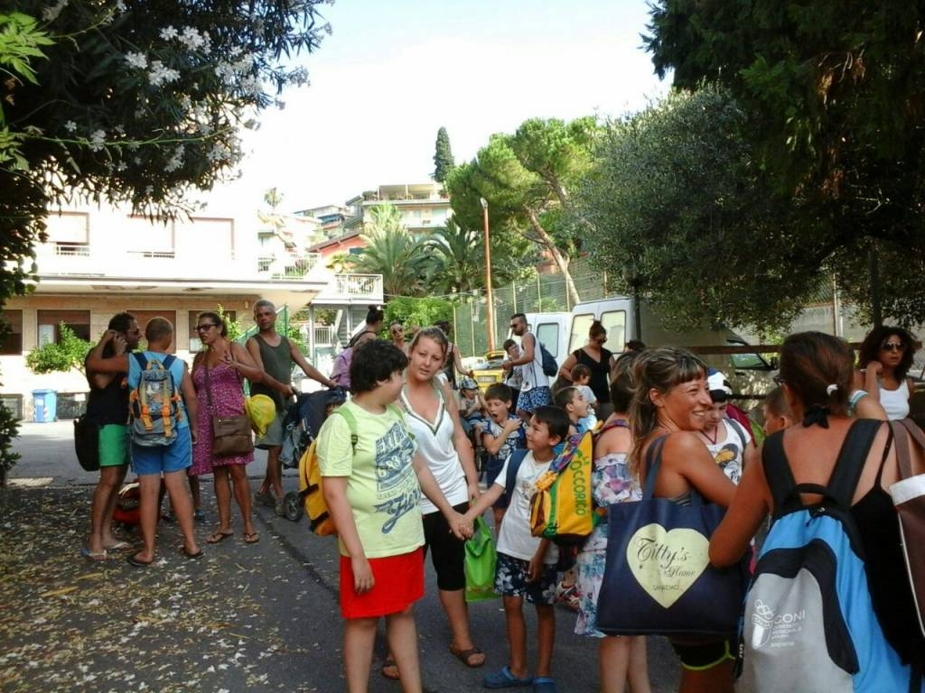 Polisportiva IntegrAbili campus estivi