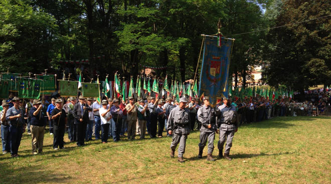 raduno alpini cuneese col di nava 2015 66 autorità