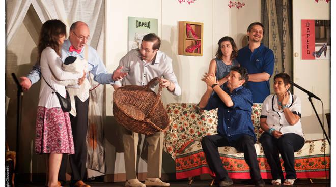 rassegna di teatro dialettale Nini Sappia