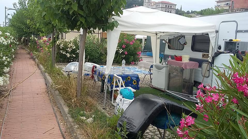 Campeggiatori abusivi a Imperia, svuotato San Lazzaro ora c'è il parco urbano - Riviera24