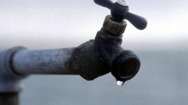 crisi idrica siccità acqua