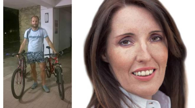 donazzan marito bici rubate collage