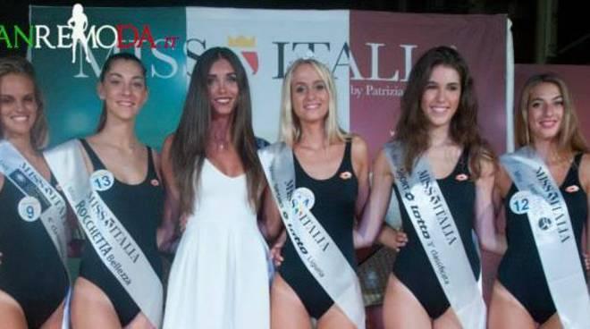 Federica Moreno è Miss Lotto Sport Liguria