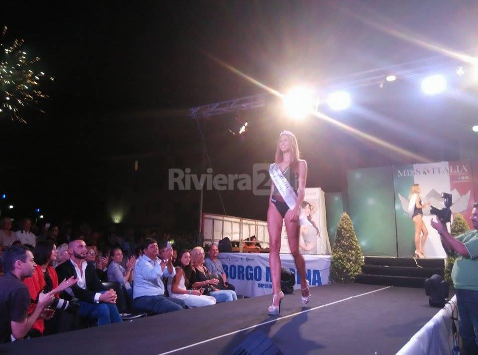 Miss Liguria 2015 giulia gualco