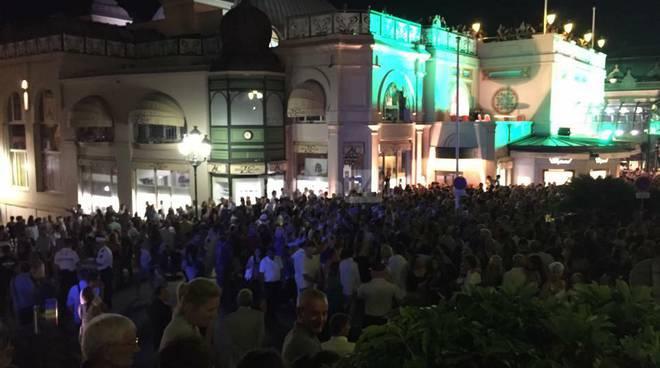 Negli scatti di Alessia Lanteri, il concerto di Mika a Monaco