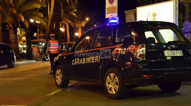 """""""Pattuglione"""" Ferragosto 2015 Carabinieri Sanremo"""