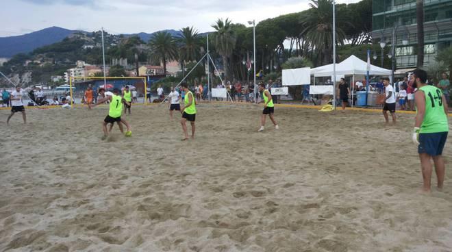 torneo di Beach Soccer XS Power Drink