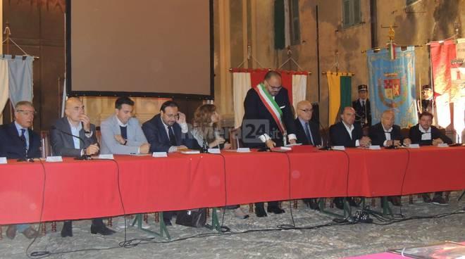 A Riva Ligure il consiglio comunale Straordinario e Solenne