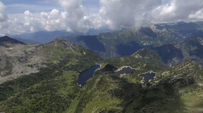 area alpina della Liguria