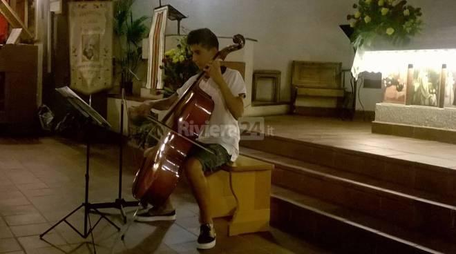 Concerto Lorenzo Spinella Ventimiglia