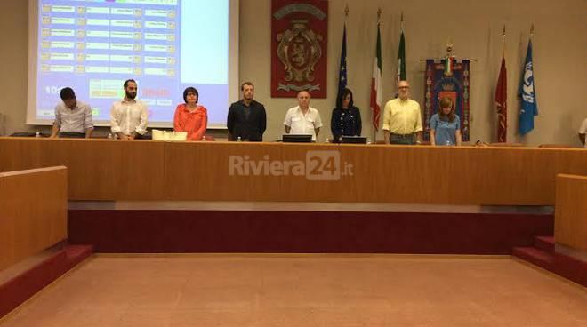 Consiglio Comunale Ventimiglia 14 settembre 2015