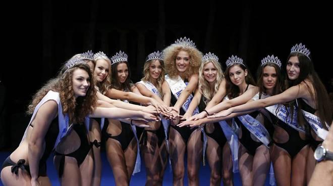 Finali internazionali di Miss Europe Continental, splendido risultato per le Miss liguri