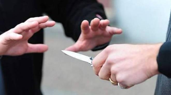 gelosia coltello