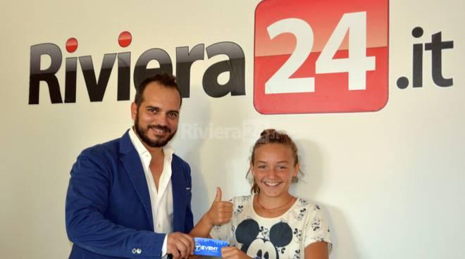 Holi Gaudy: consegnati i premi del gioco di Riviera 24 e Sanremo On