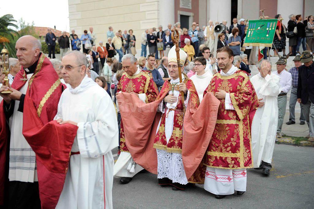 Imperia in festa per le celebrazioni di San Maurizio: Messa e processione