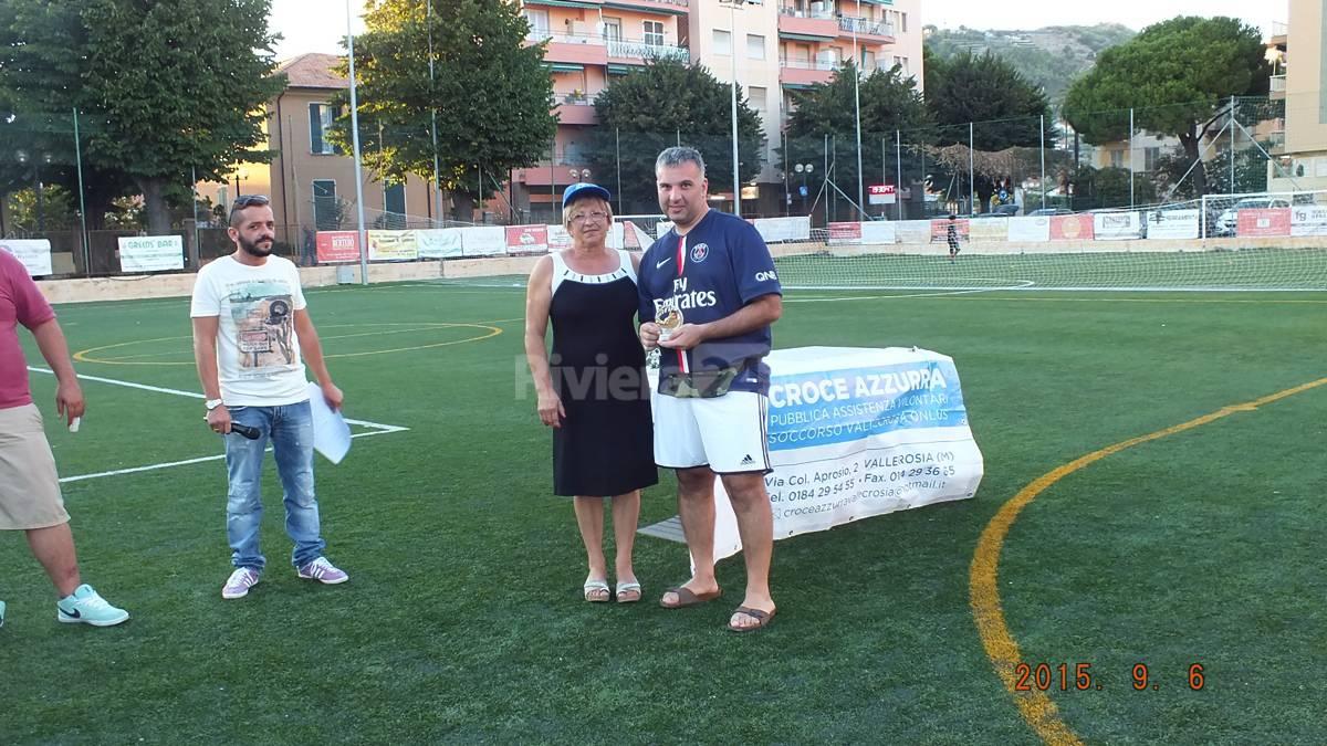 """""""In Gioco per la Vita"""" torneo calcio croce azzurra"""