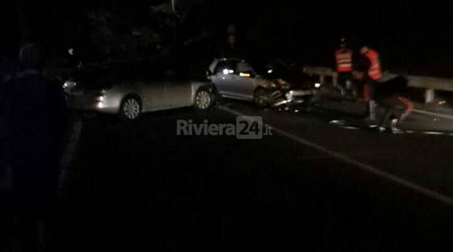 incidente via nazionale 29 sett