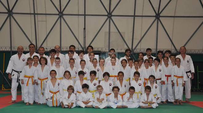 judo club vallecrosia