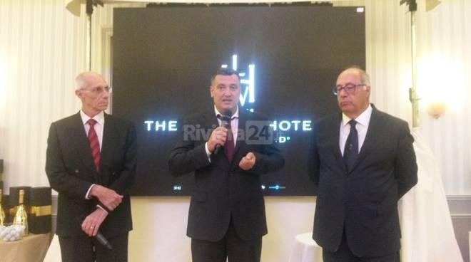 """La cena di gala e premiazione della """"Royal Hotel Golf Challenge Sanremo"""""""