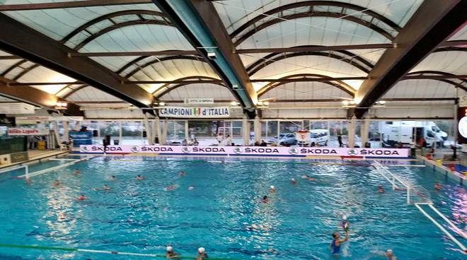 domenica open day alla piscina cascione di imperia