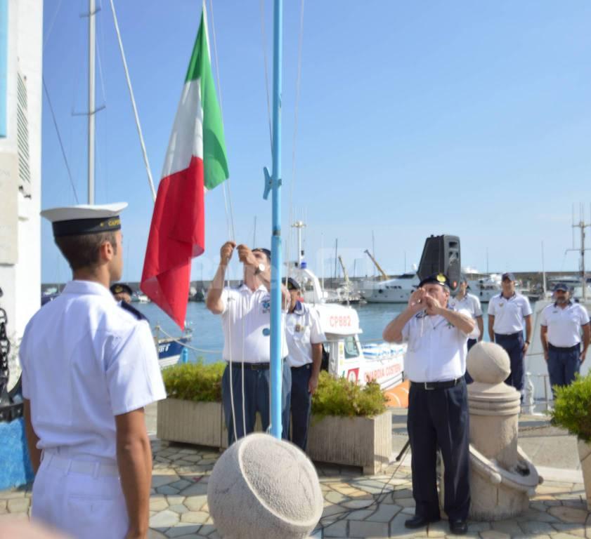 Sanremo cerimonia marinai caduti 2015 nave roma