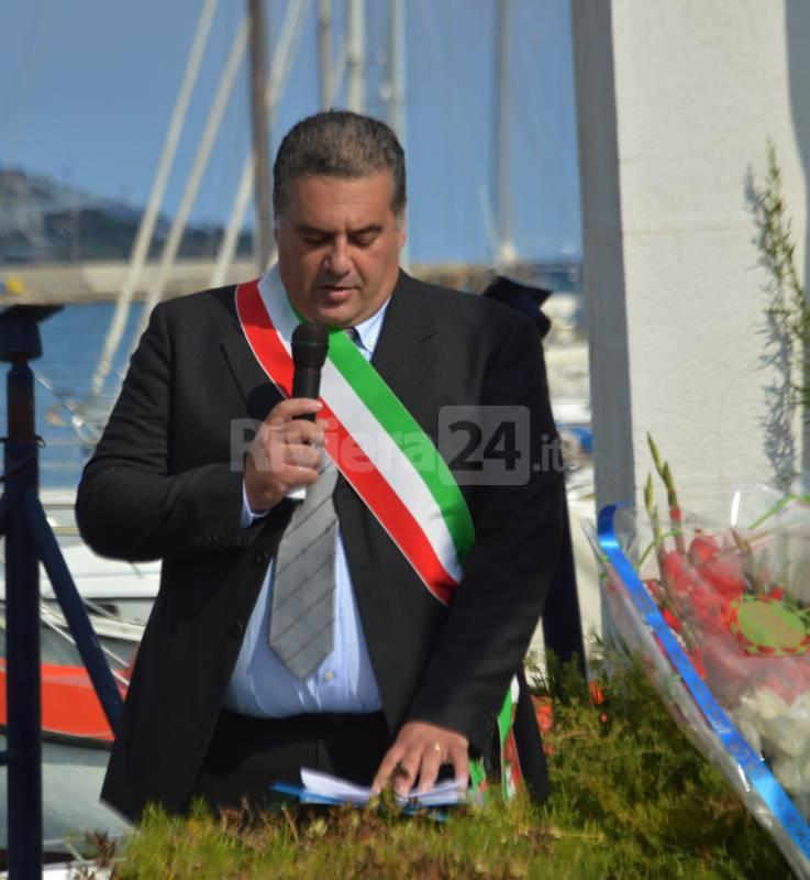 Sanremo marinai caduti 2015