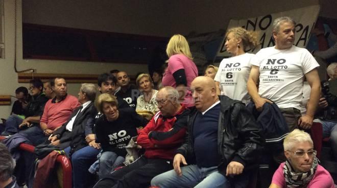 Taggia, il Lotto 6 protagonista del consiglio comunale